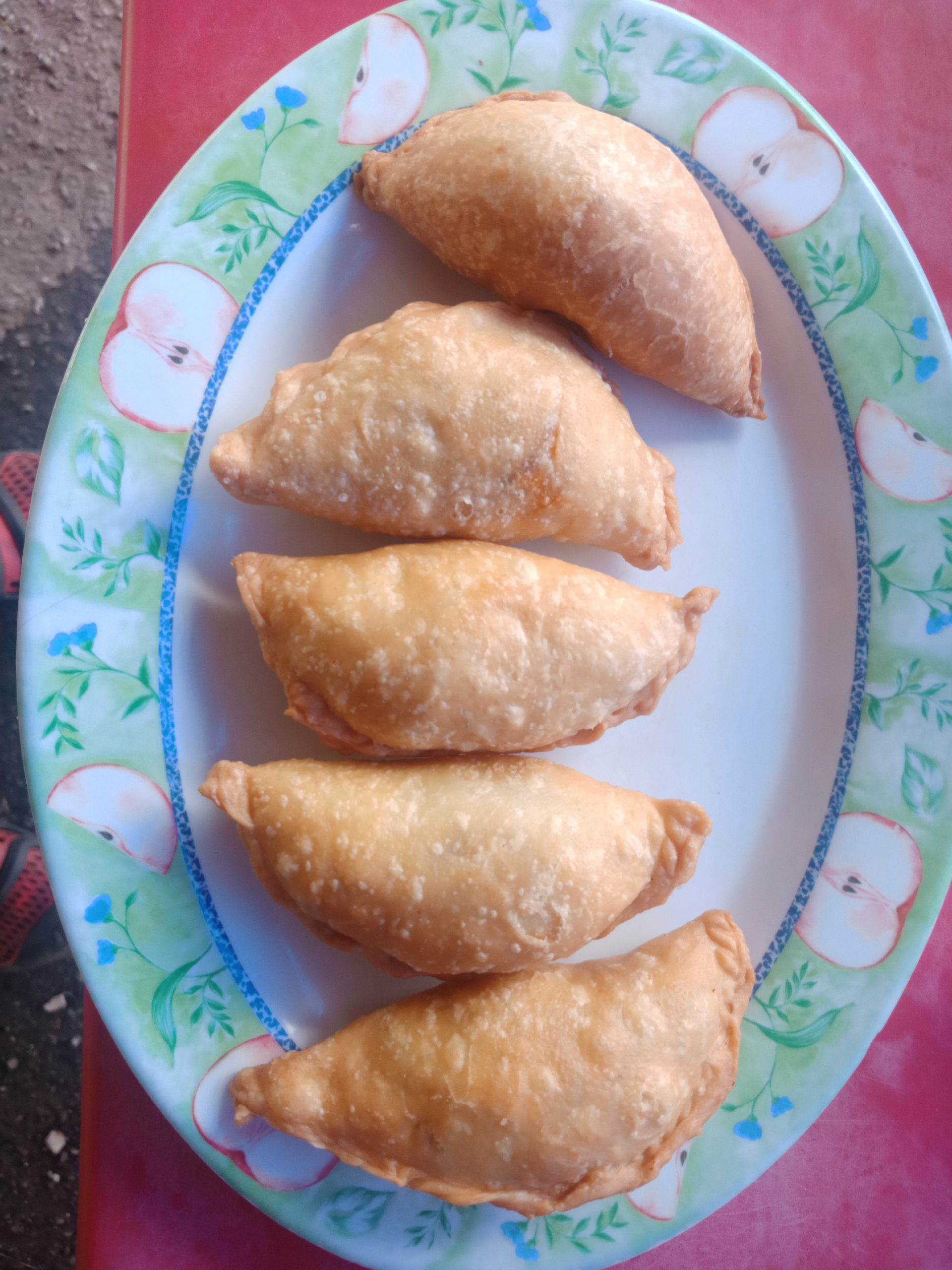 Karipap Kentang 5pcs (1set)