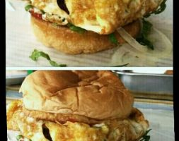 Burger Daging Sepcial