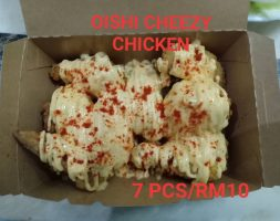 Oishi Cheezy Chicken